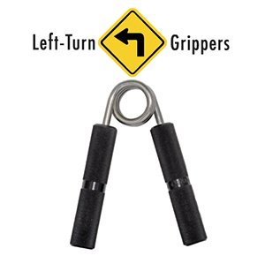 Left-Turn Gripper (леворукий эспандер)