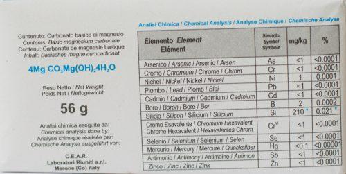 Атлетическая магнезия CAMP 1