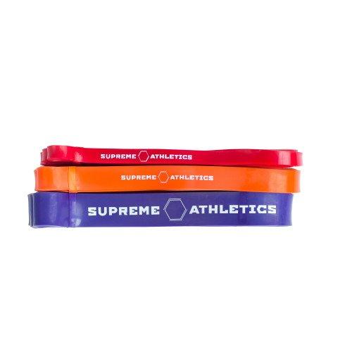 Комплект из 3 резиновых петель Supreme Athletics