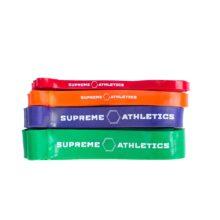 Комплект из 4 резиновых петель Supreme Athletics