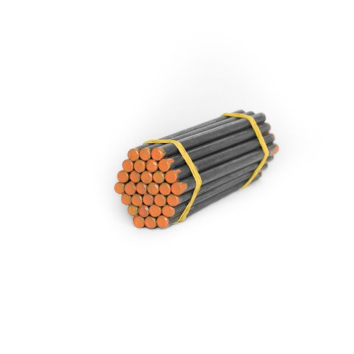 Оранжевый атлетический прут для сгибания