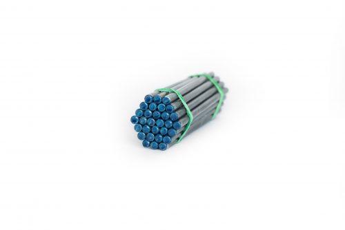 Синий атлетический прут для сгибания