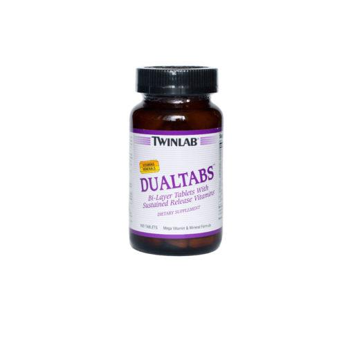 Витамины TwinLab DualTabs
