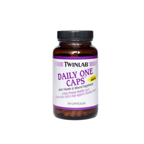 Витамины TwinLab Daily One Caps