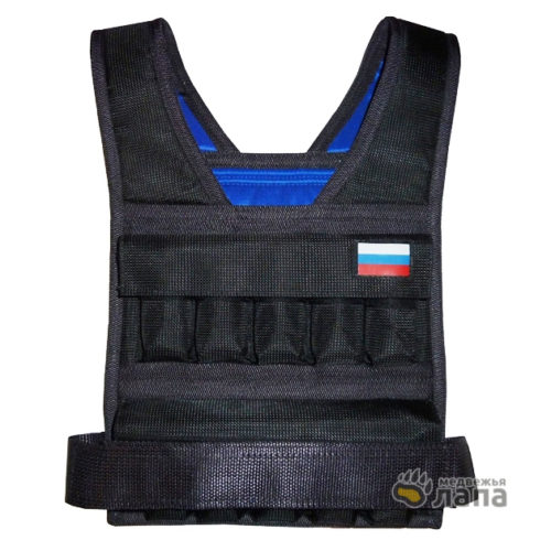 """Жилет-утяжелитель """"Компакт 2-20"""""""
