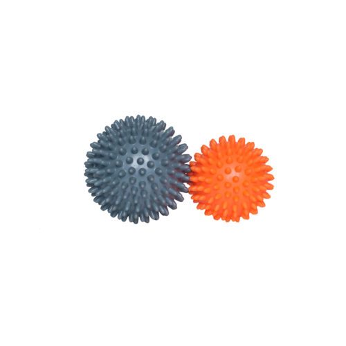 Массажный мячик для рук и ног 2 шт