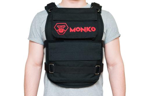 """Жилет-утяжелитель """"Monko"""" 20 кг"""