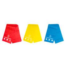 Комплект из трех фитнес-лент Band4Power