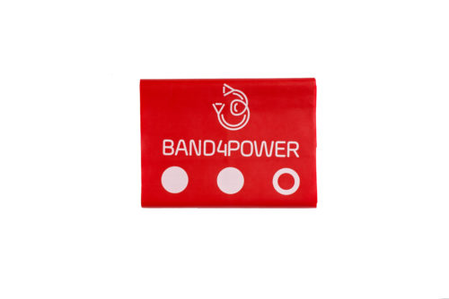 Набор лент для фитнеса Band4power 3
