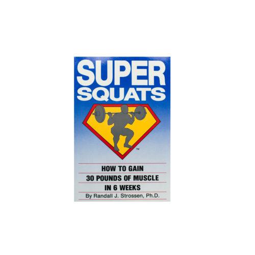 Книга Super Squats