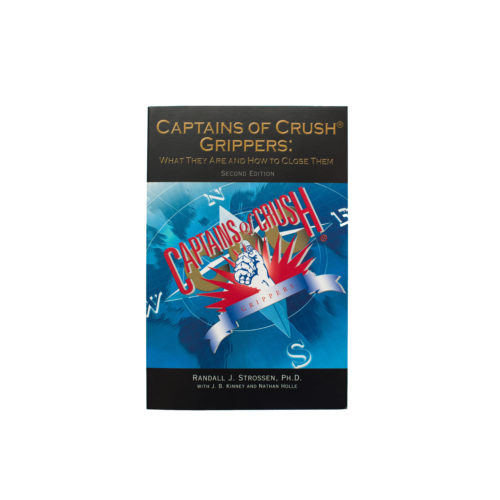 Книга Captains of Crush