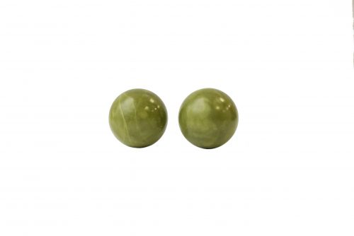 Нефритовые шары Баодинг 40 мм