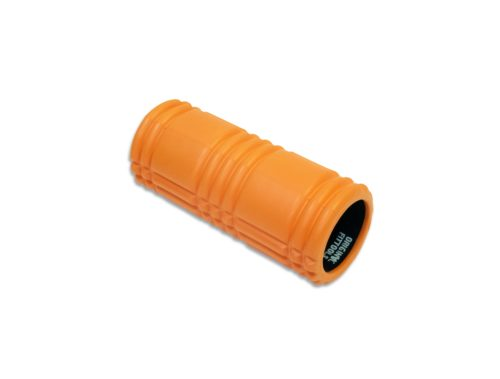 Цилиндр для массажа OFT 32.5×13 см, оранжевый