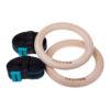 Гимнастические кольца Live Up 32 мм 2