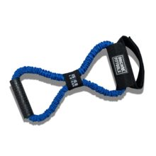 Трубчатый эспандер восьмерка original fit tools синий средний