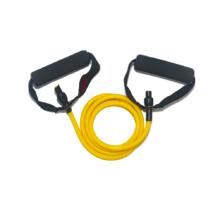 Трубчатый эспандер желтый original fit tools 1350 мм 4.6 кг