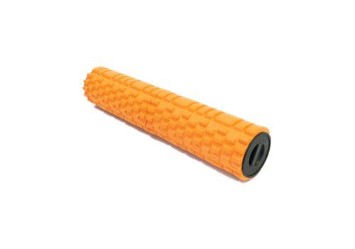 Цилиндр для массажа OFT 66×14 см, оранжевый