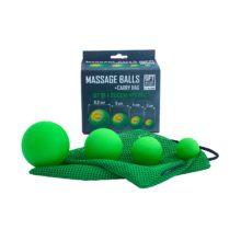 Набор из 4 массажных мячей original fit tools