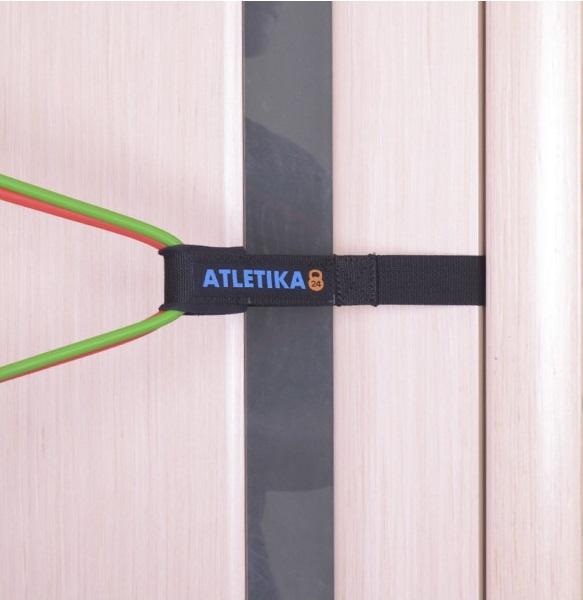 как использовать дверной фиксатор Atletika24