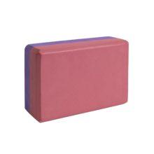 Блок для йоги IronMaster бордово-фиолетовый IR97416B2-03