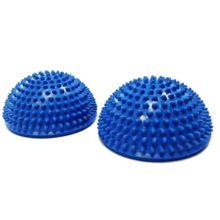 полусфера массажно балансирочоная original fit tools синего цвета FT-MSD-2BS