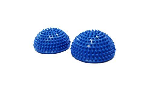 Массажно-балансировочная полусфера OFT, синяя