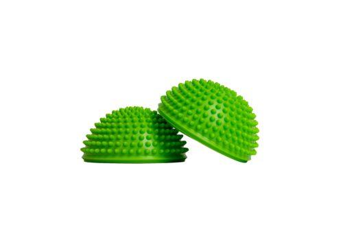 Массажная полусфера Original Fit Tools, зелёная